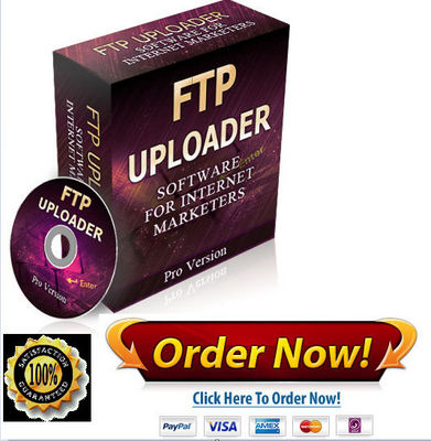 Product picture FTP Uploader